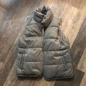 Quilted Puffy vest